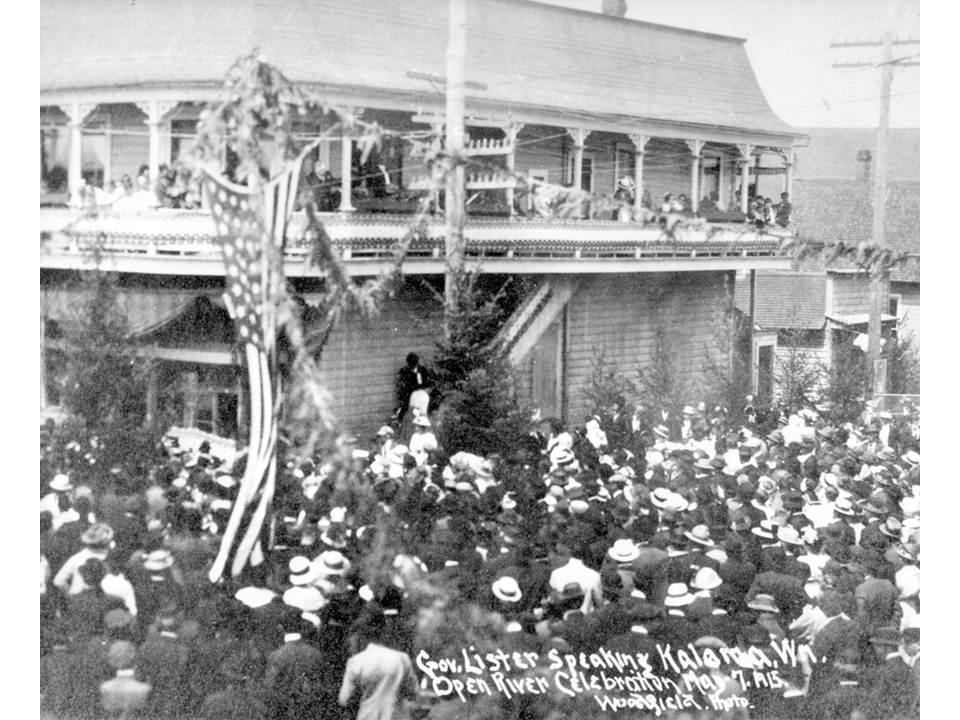 Open River Celebration - May 1915