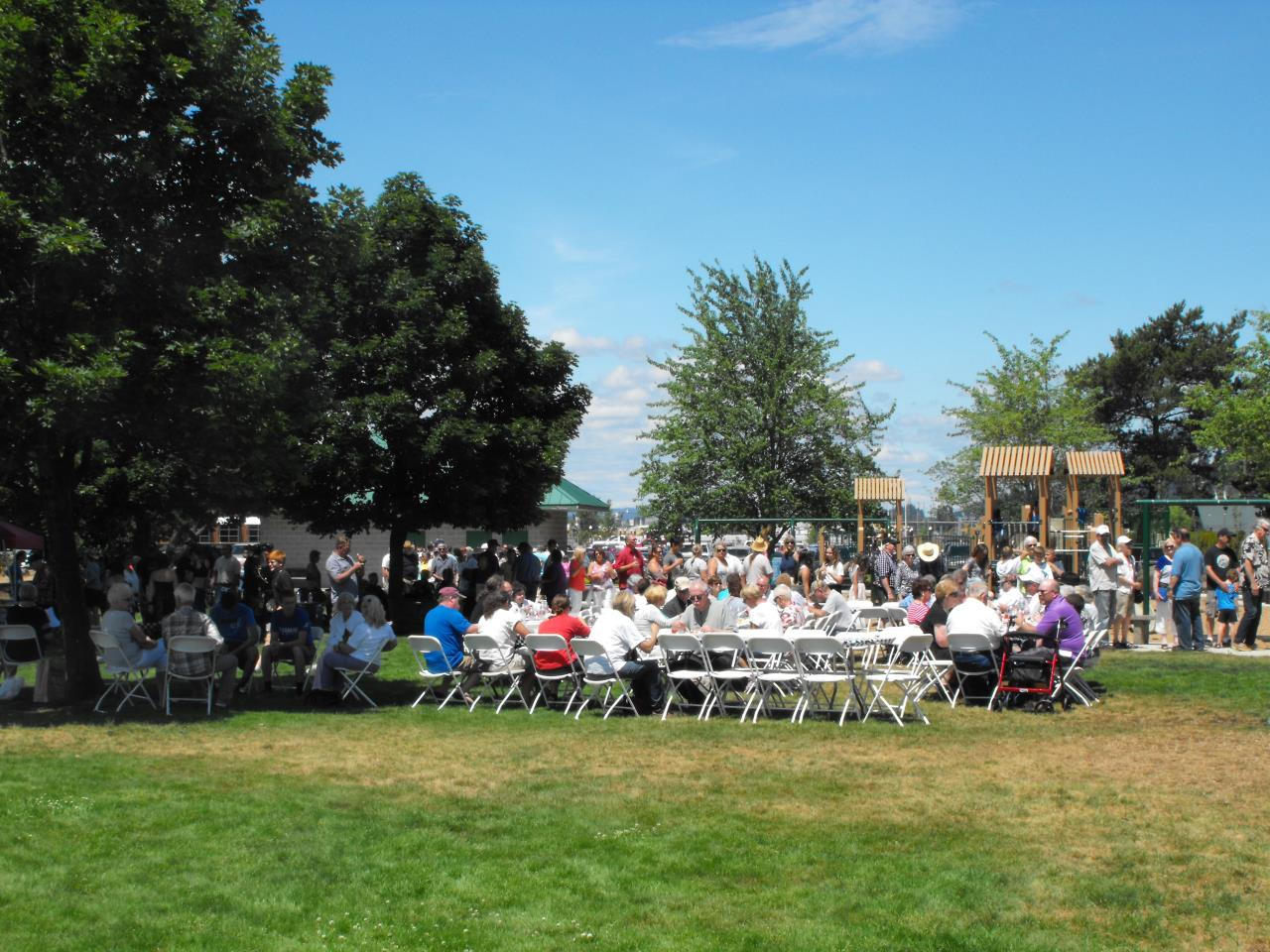 125th Anniversary - Picnic