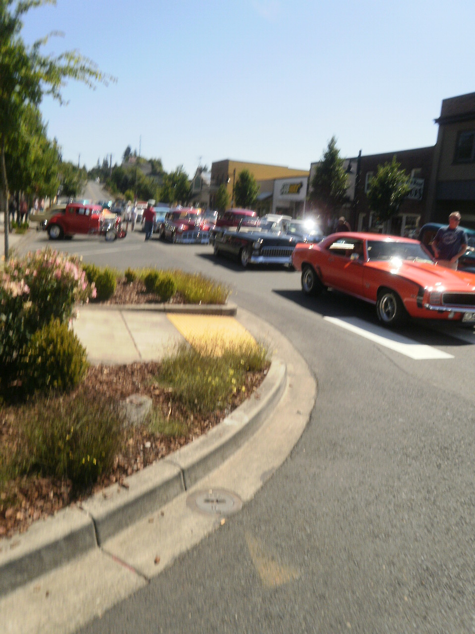 More Parade - Car Show Aug 17 2014
