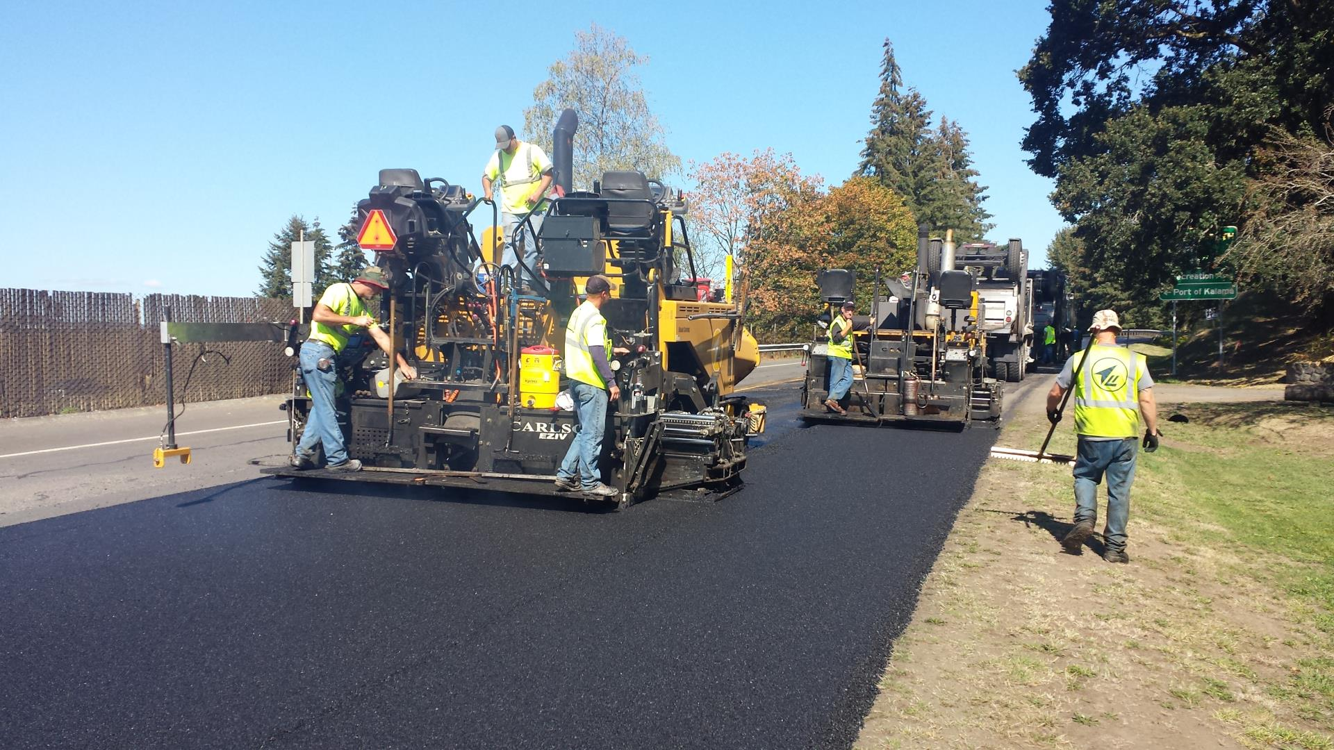 2020 Pavement Preservation Project Begins